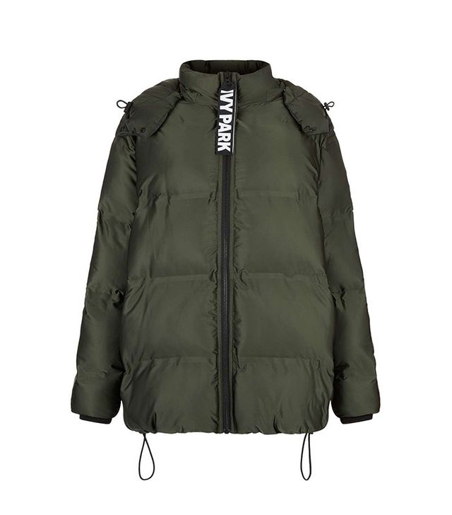 Ivy Park Oversized Bonded Puffer