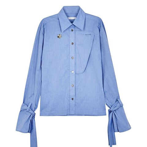 Billie Chambray Shirt