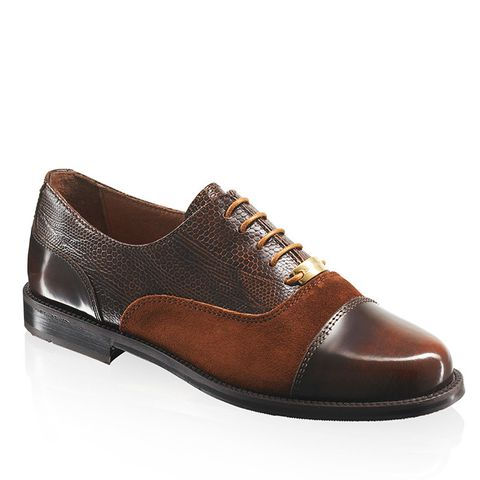 Abacrombie Lace-Up Oxford