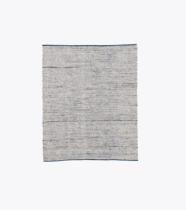 West Elm Plain Weave Sweater Wool Rug
