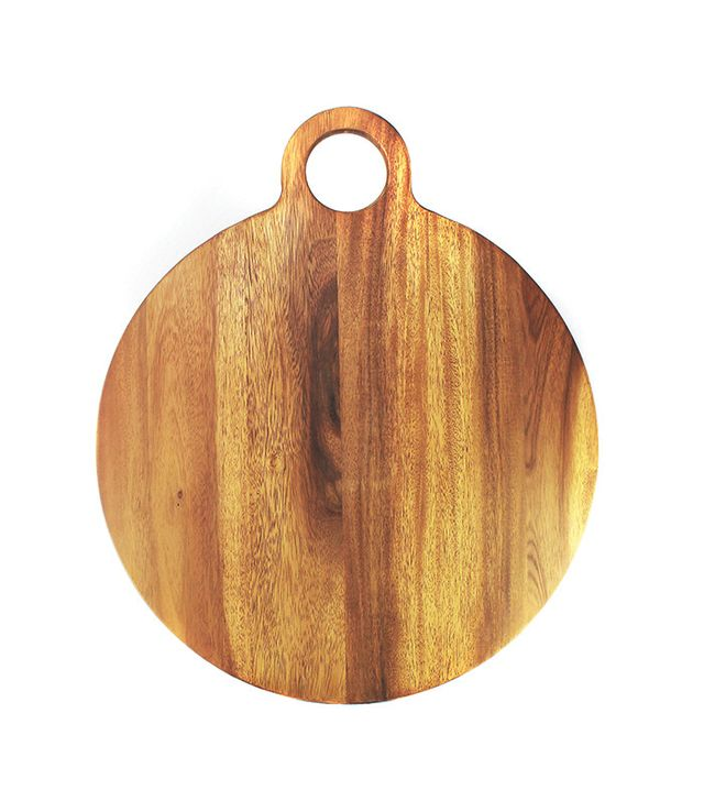 One Kings Lane Extra Large Round Acacia Board