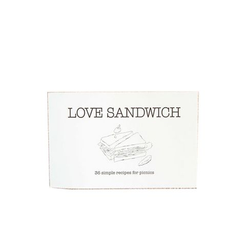 Love Sandwich Book