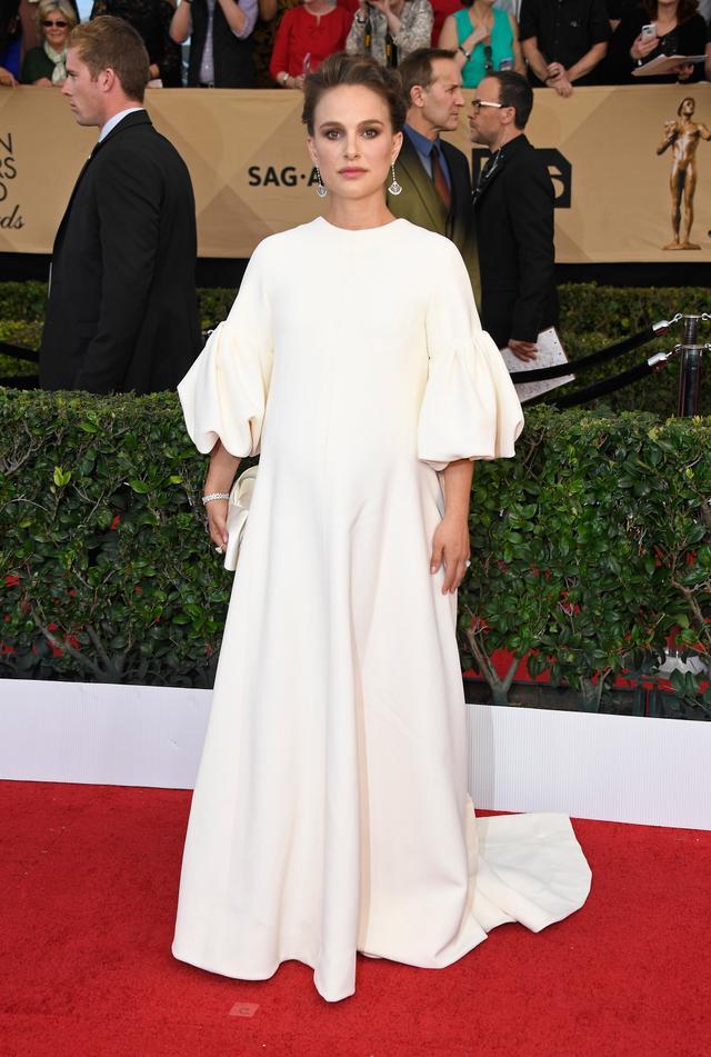 Who: Natalie Portman