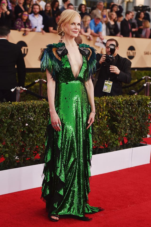 Who: Nicole Kidman