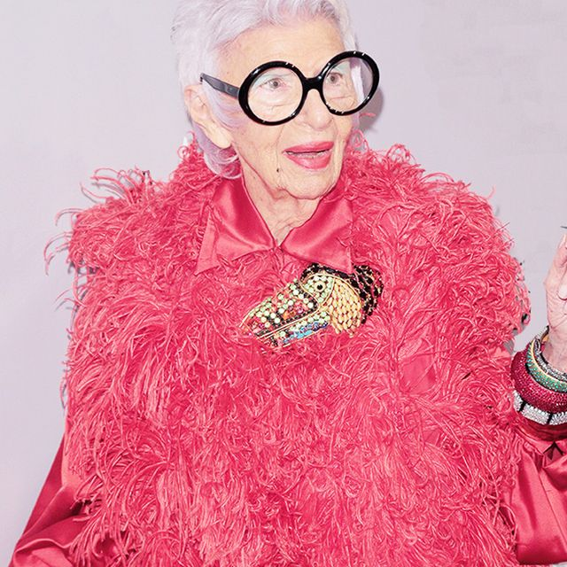 All of the Wisest Fashion Advice Iris Apfel Has Ever Given