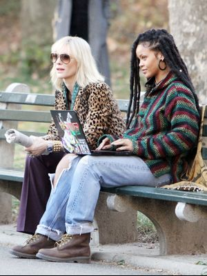 You Will Love Every Single Coat in the Official First Look at Oceans 8