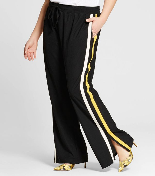 Who What Wear Collection Women's Plus Size Track Pant