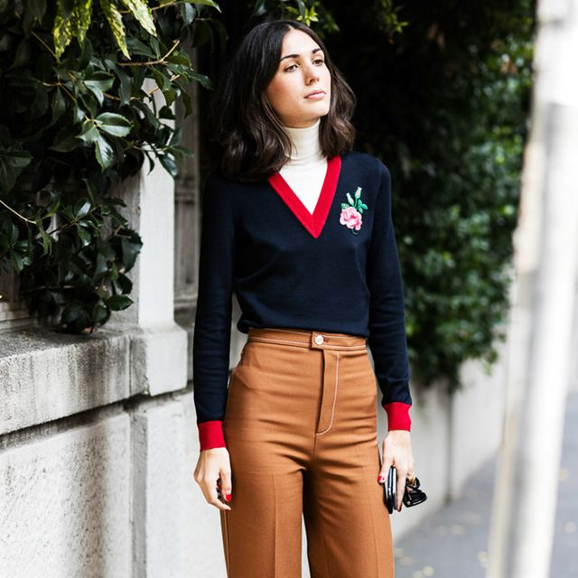Confirmed: Every Stylish Outfit Follows These 3 Rules