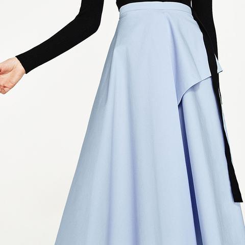 Full Layered Skirt