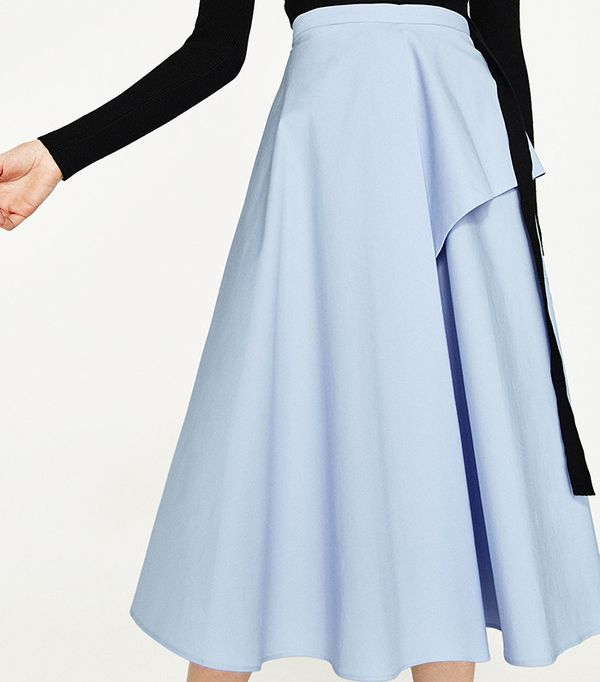 Zara Full Layered Skirt