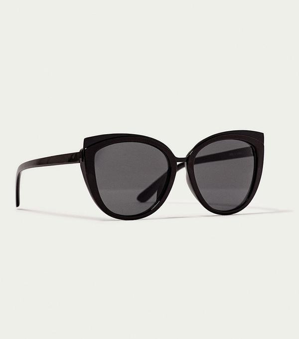 Zara Resin Cat's-Eye Sunglasses