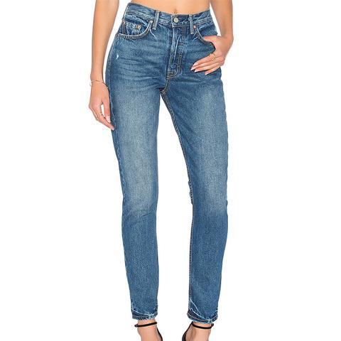 Karolina High-Rise Skinny Jean