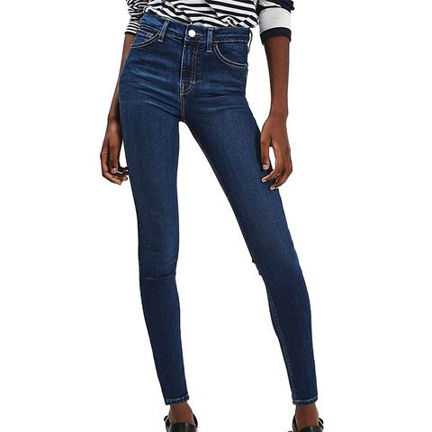 Jami High Rise Ankle Skinny Jeans