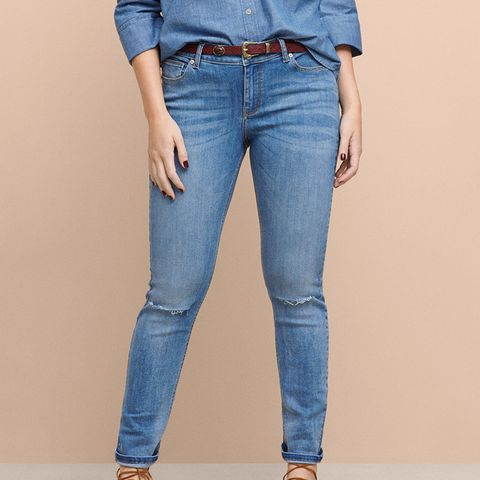Super Slim-Fit Andrea Jeans