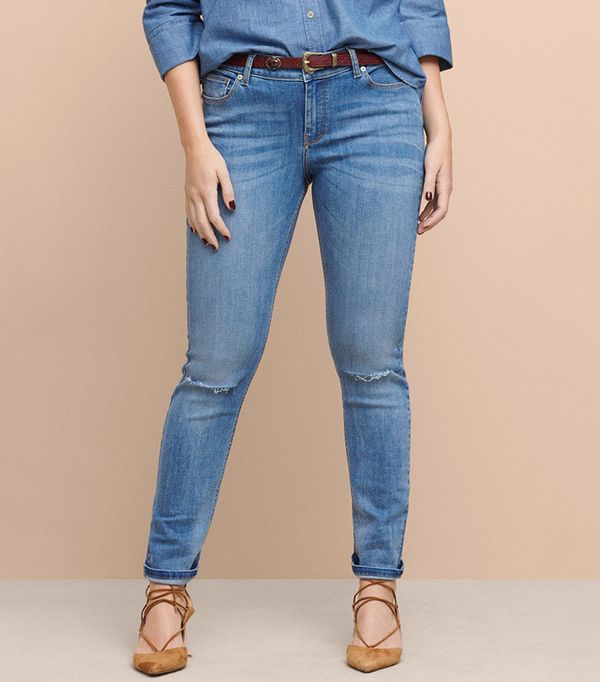 Violeta Super Slim-Fit Andrea Jeans