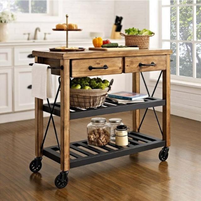 Interiors Online Kitchen Island Trolley