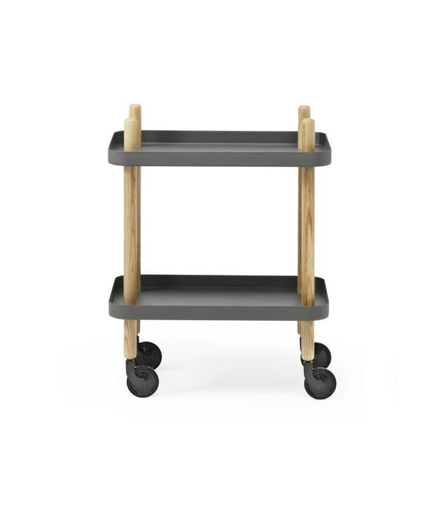 Normann Copenhagen Block Table Cart