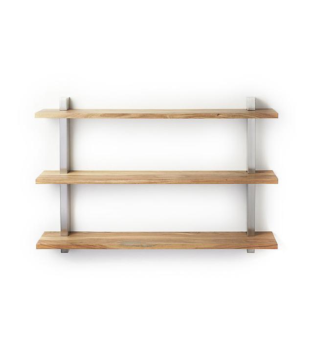CB2 Post Wall Shelf