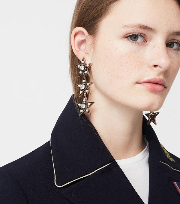 Mango Star Earrings