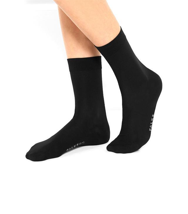Falke Set of Three Cotton-Blend Socks