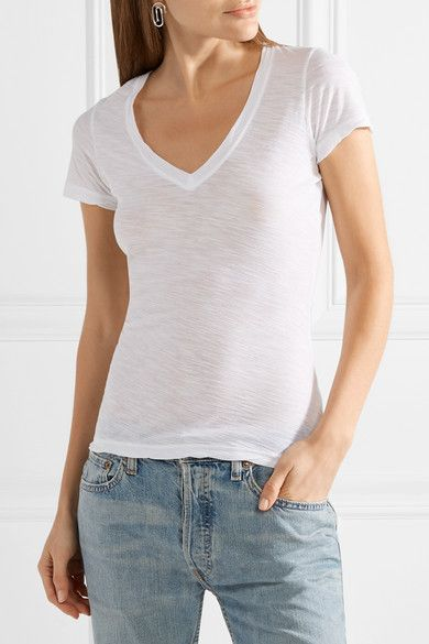 What to toss from your closet whowhatwear for Dingy white t shirts
