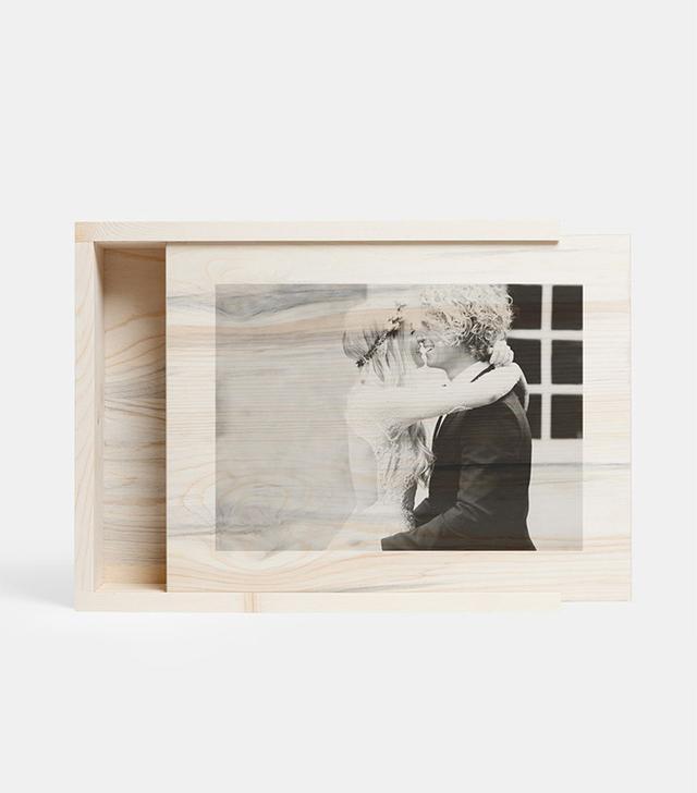 Artifact Uprising Wooden Box