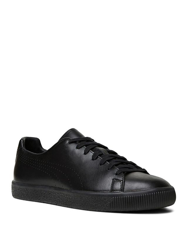 x Puma Clyde Lace Up Sneakers