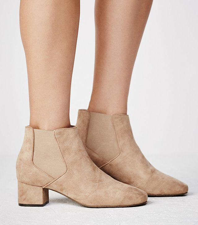 Free People Vegan Kelly Boots