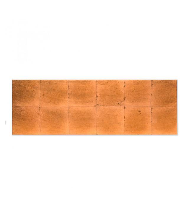 Tile Bar Requiem Copper 10x30 Glass Tile