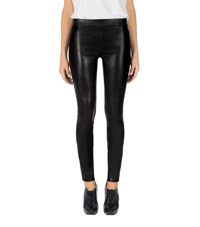 J Brand Edita Leather Legging