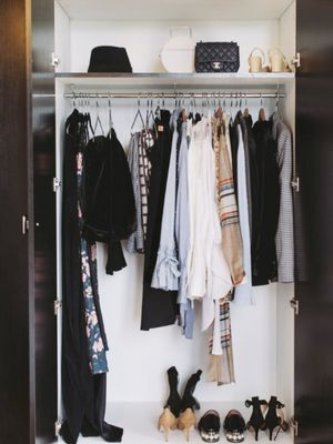 A Professional Organizer Overhauled My Closet—Here's What Happened
