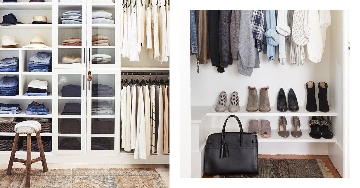 A Professional Organizer Overhauled My Closetu2014Hereu0027s What Happened |  MyDomaine