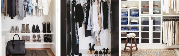 A professional organizer overhauled my closet heres what happened mydomaine