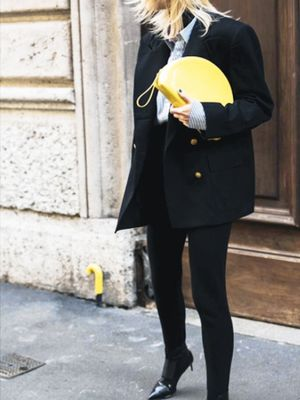 No One Will Wear Leggings Without This Key Piece in 2017