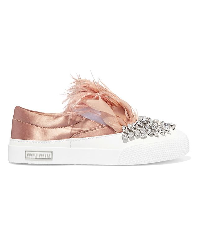 Best Embellished Trainers: