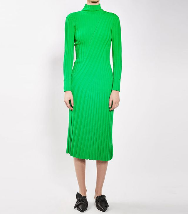 Topshop Boutique Directional Ribbed