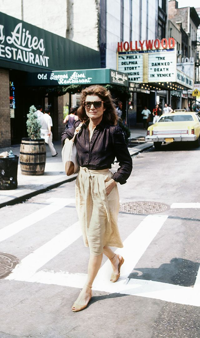 Jackie O street style