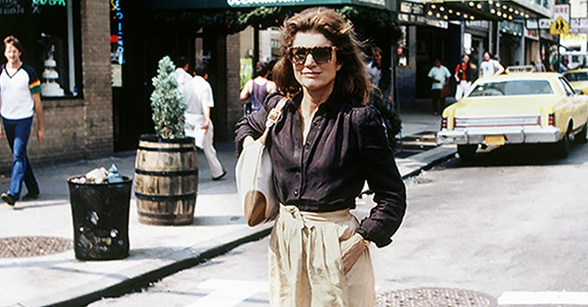 Jackie o style