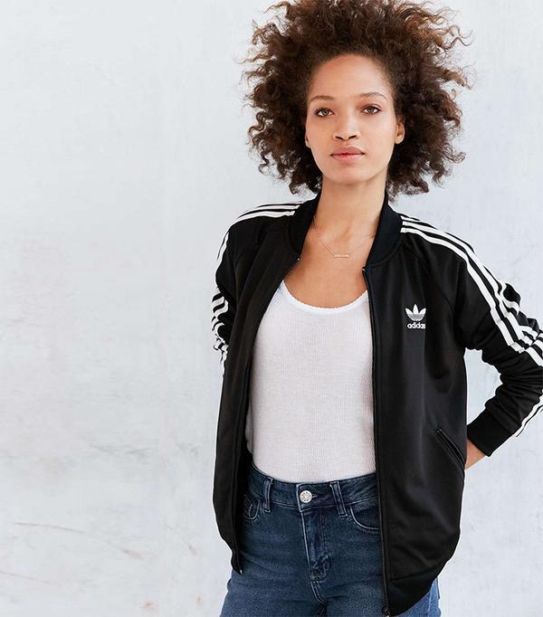 Adidas Originals Supergirl Track Jacket