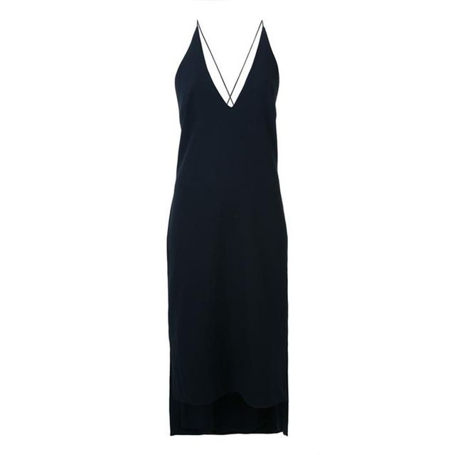 Dion Lee whitewash Fine Line Dress