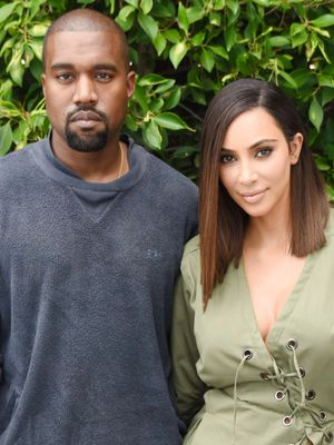 It's Official: Kim Kardashian West and Kanye West Are Launching a Fashion Line