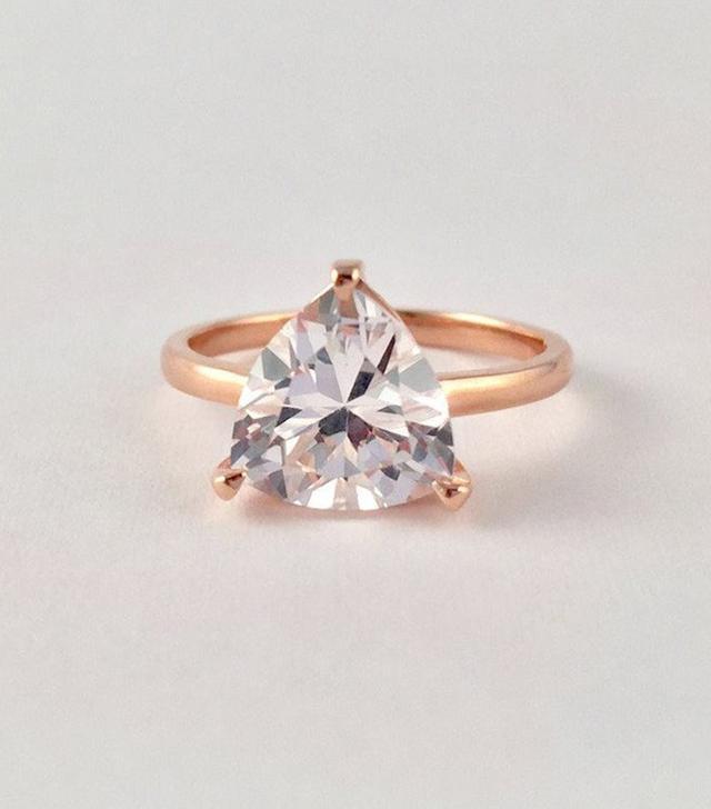 Fred + Far Self-Love Pinky Ring
