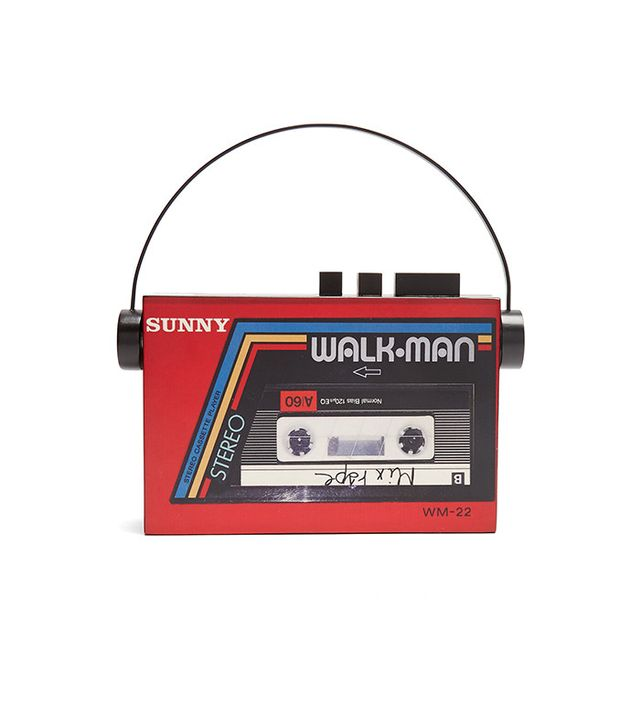 Sarah's Bag Walkman Box Clutch