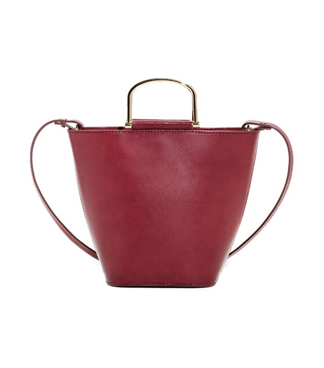 & Other Stories Leather Lady Bag