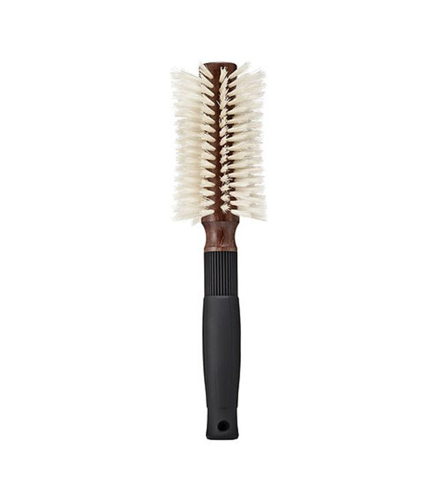 Christophe Robin Pre-Curved Blowdry Hairbrush 12 Rws