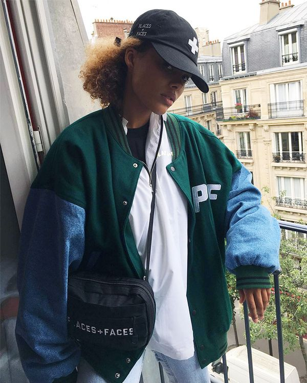 Decked out in Places+Faces merch, Kunakey nails old-school streetwear.