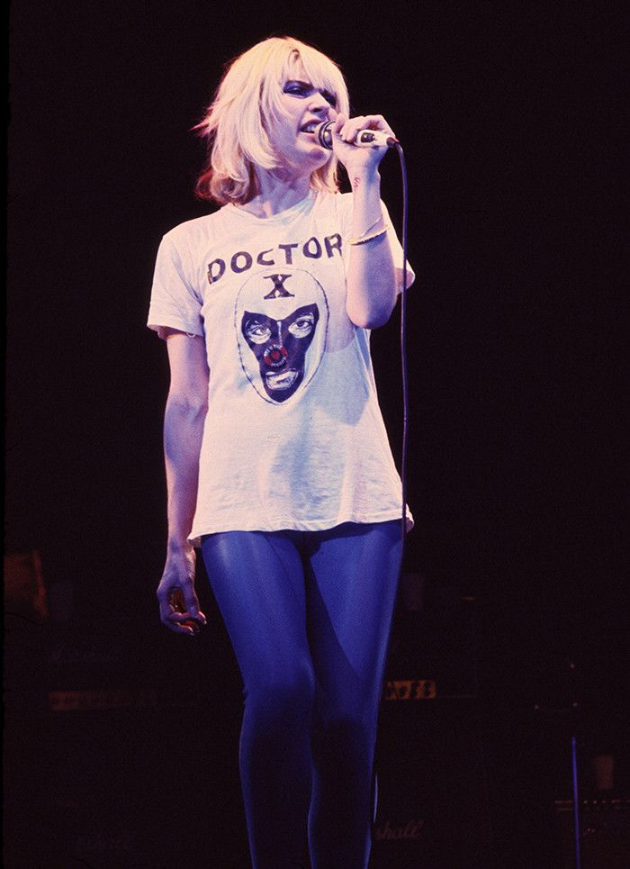 Debbie Harry style