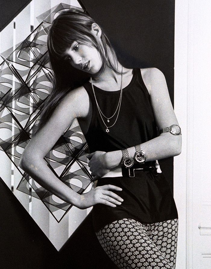 Jane Birkin Vogue