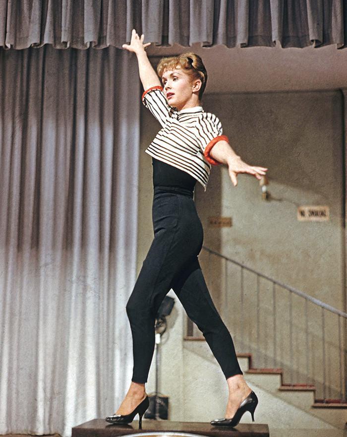 Debbie Reynolds leggings
