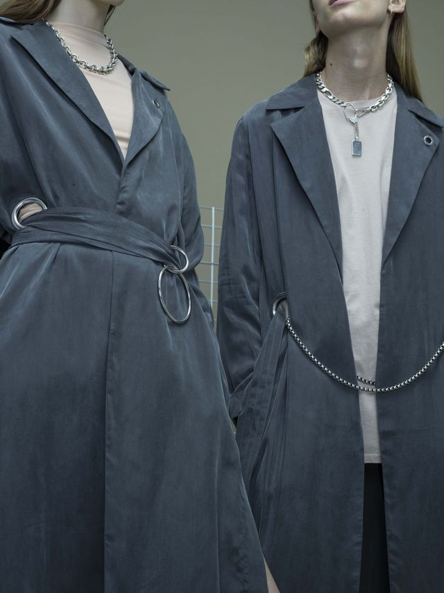 The Arrivals Erno Rogue Duster Coat